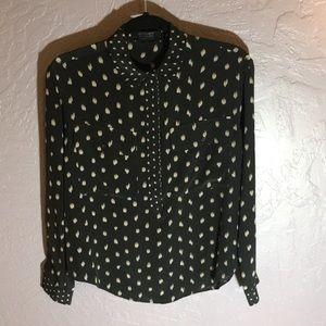 All saints blouse